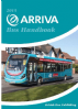 British Bus Publishing Arriva Bus Handbook - 2015